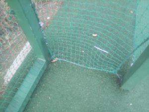 multifunctional court repairs